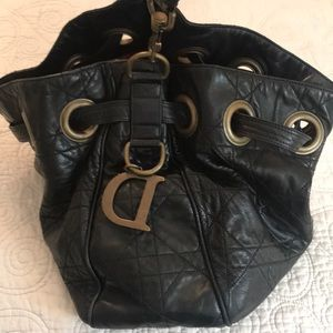 Dior Bags - Slouchy drawstring purse
